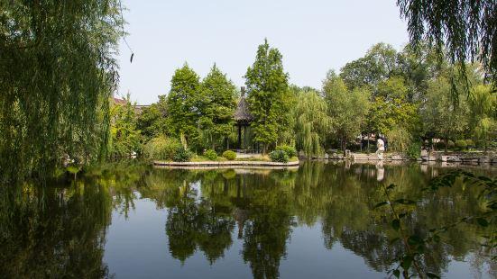 王羲之故居洗硯池晉墓博物館