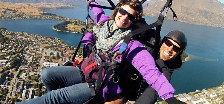 G Force Paragliding1
