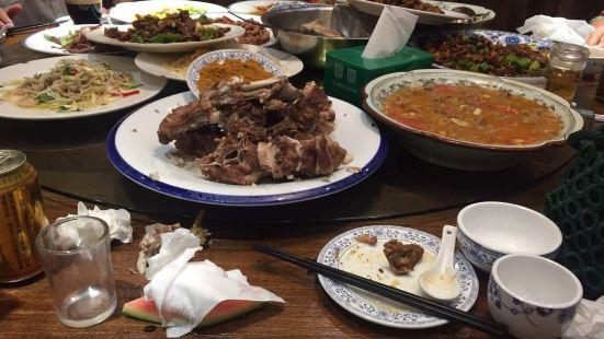 先鮮仙羊肉館