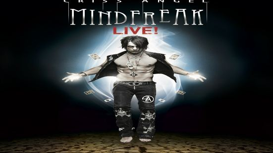 Criss Angel Believe Show by Cirque du Soleil