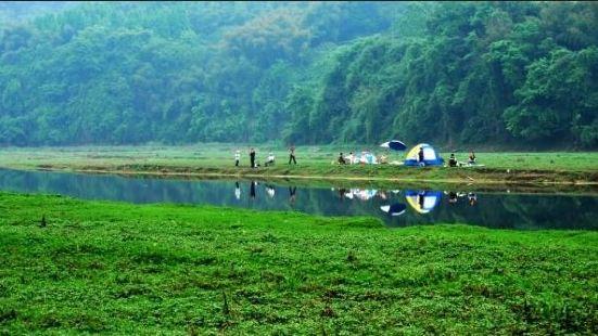 롱비치 호수