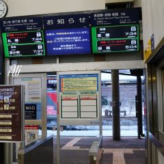 JR Horobetsu Station User Photo