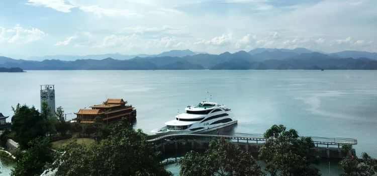 Qiandao Lake Dream No. 2 Luxury Cruise1