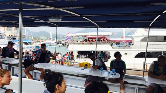 Private Speedboat Phuket