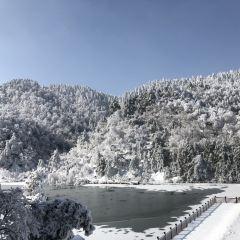 다밍산 완쏭링 스키장(대명산 만송령 스키장) 여행 사진