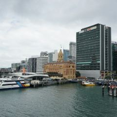 Auckland Ferry Terminal User Photo