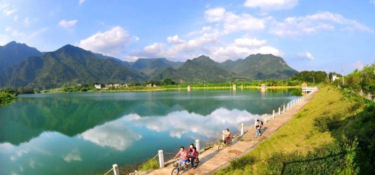 Baishuizhai Scenic Area