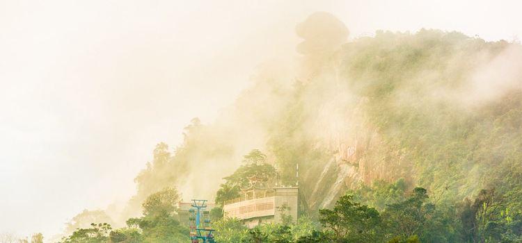 Baishi Ridge3