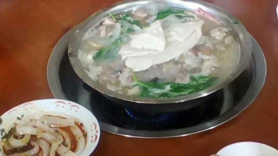 張三豆花湯店
