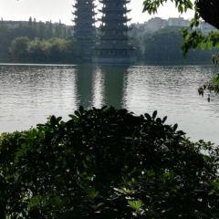 일월쌍탑 여행 사진