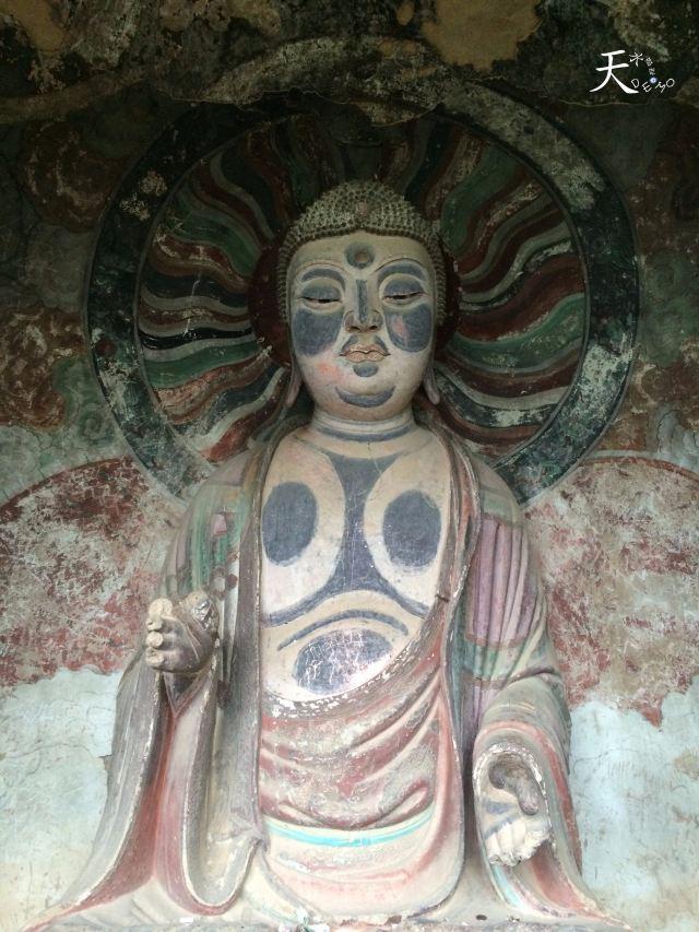 【逛吃的DEMO】寶雞出差偷閒——佛教盛行的地方