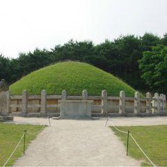 김유신장군묘 여행 사진