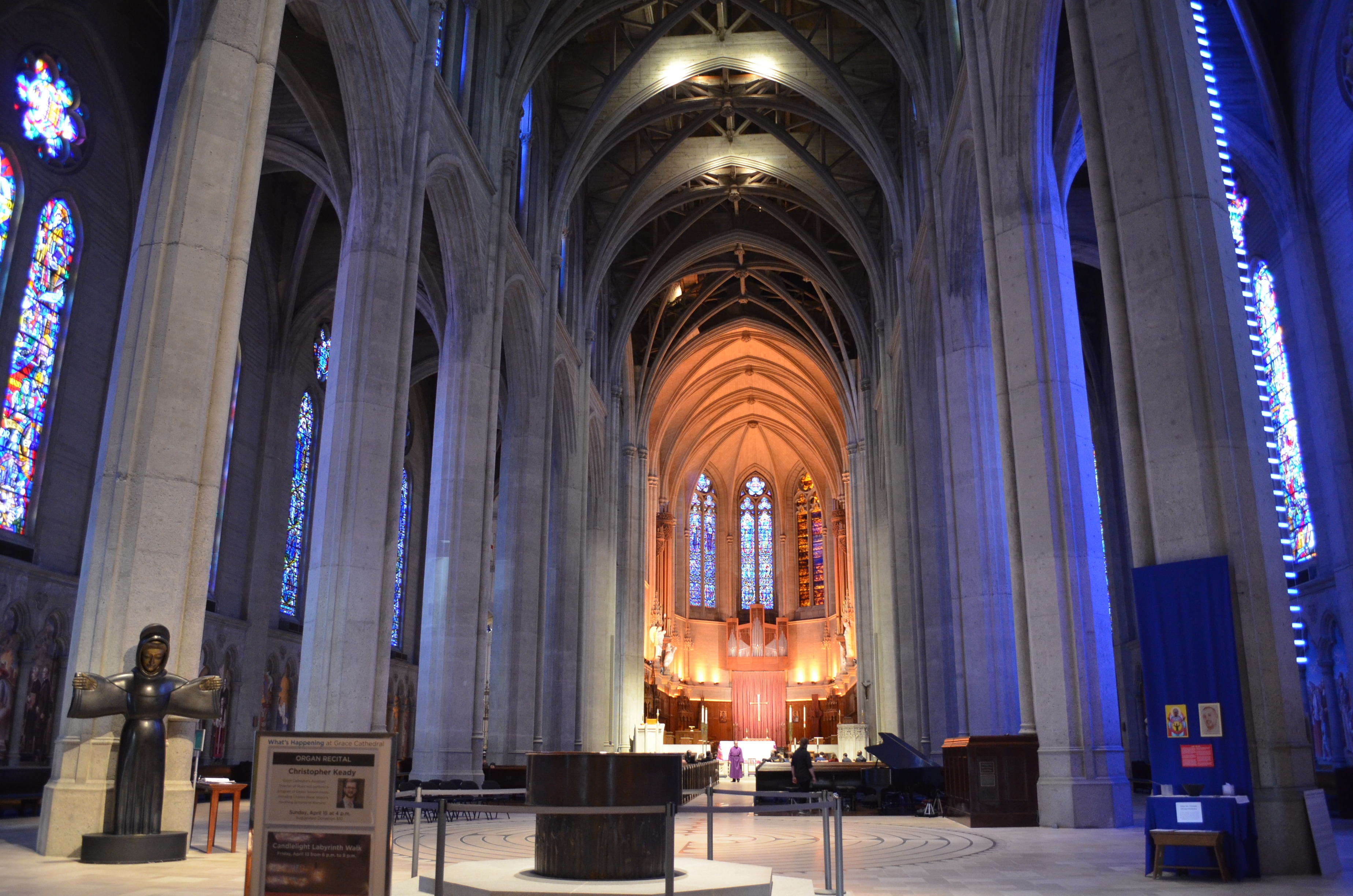 Grace Cathedral | Tickets, Deals, Reviews, Family Holidays