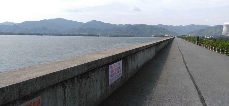 Lushui Lake Scenic Spot2