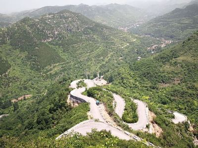 仰天山國家森林公園