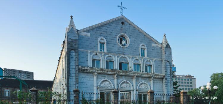 吉林天主教堂2