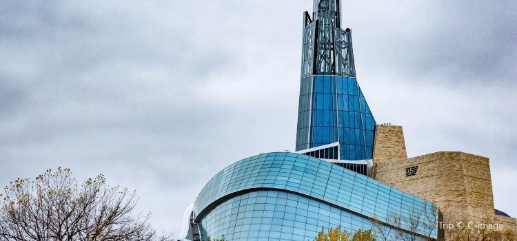加拿大人權博物館1
