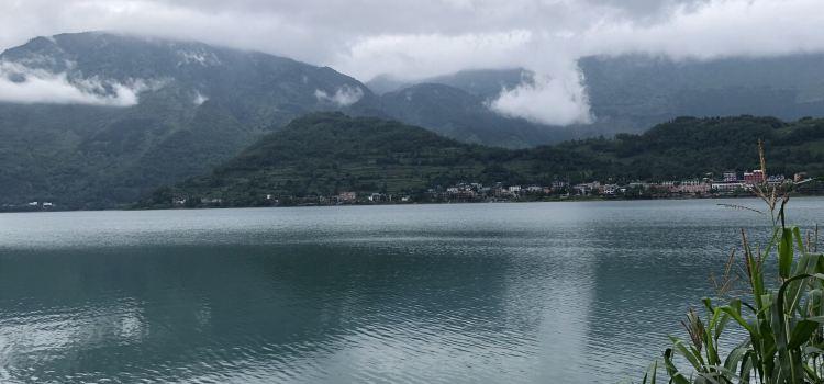 Mahu Lake Scenic Area