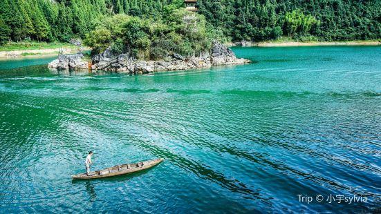 新安江銅官峽