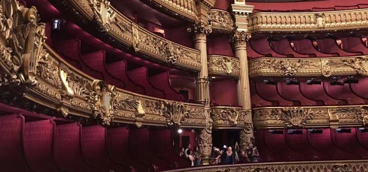 シャトレ、パリ音楽劇場2