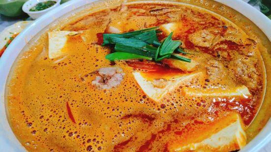 黔豆源貴陽特色豆米火鍋