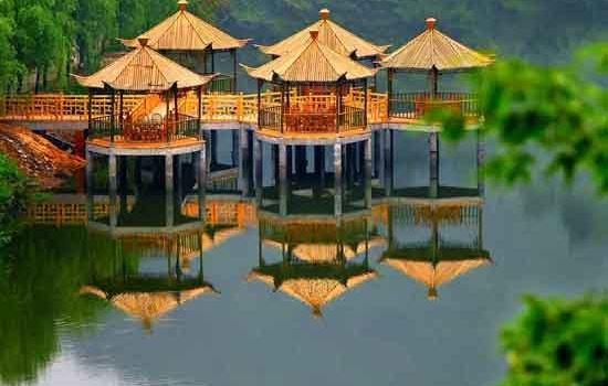 綠林山生態旅遊度假村1