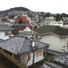 히가시야마테 서양식 주택군 여행 사진