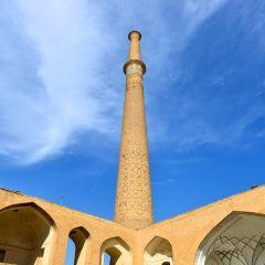 Ali Mosque Minaret User Photo