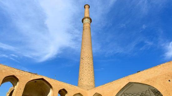 Ali Mosque Minaret