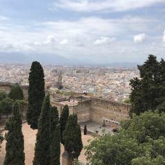 Castillo de Gibralfaro 여행 사진