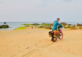 騎行環島遊,騎走海南島,印象讓我感慨萬分