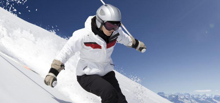 Changchengling (Great Wall Ridge) Ski Resort1