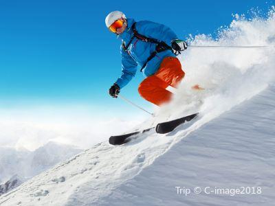 臥虎山滑雪場