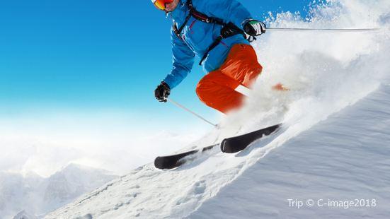 워후산 스키장