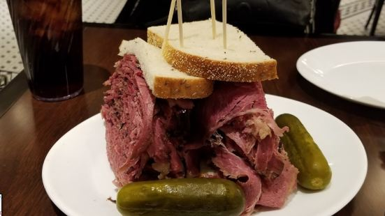 Carnegie Deli at the Mirage