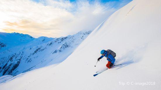 照金國際滑雪場
