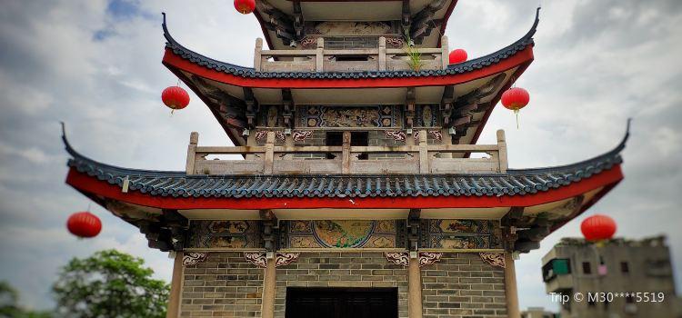 Guangjimen Gate Tower3