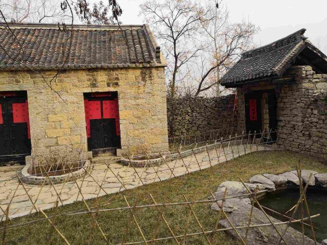 Shangjiu Ancient Village