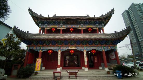 Wengongci Taoist Temple