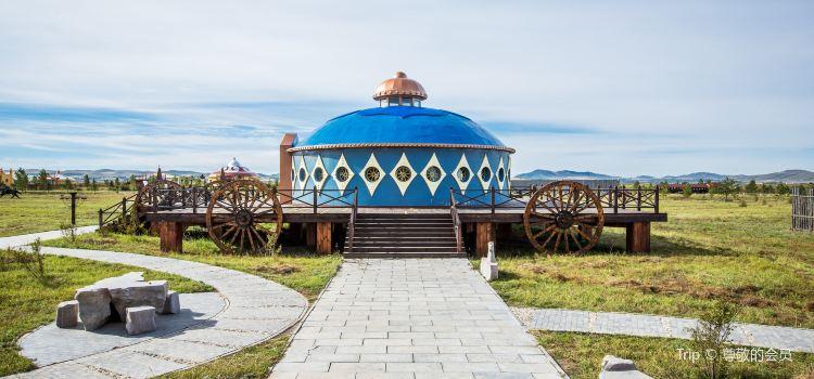 Dahan Temporary Palace2