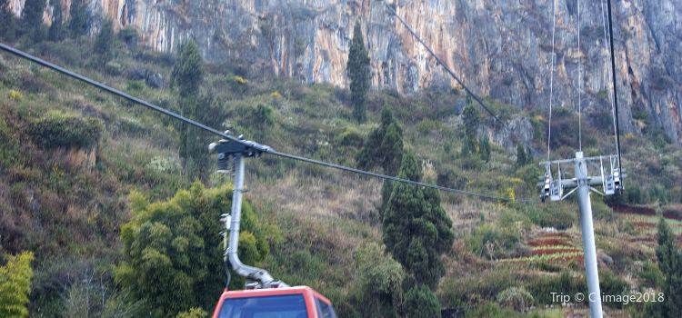 Dianchi Xishan Cableway1