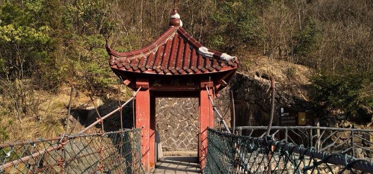 龍門飛渡索橋