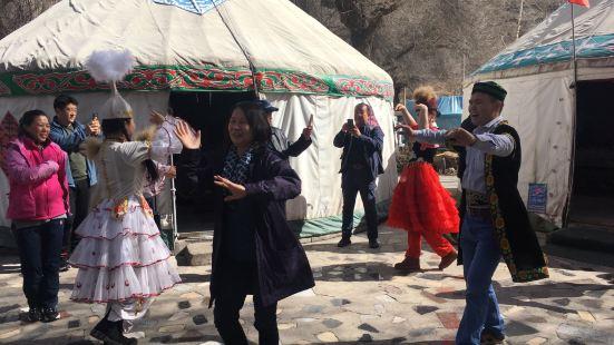 南山牧場哈薩克民族風情園