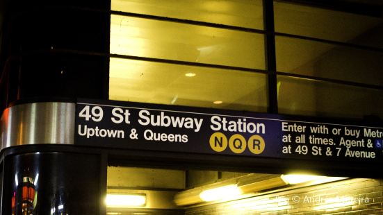 49 St Subway Station