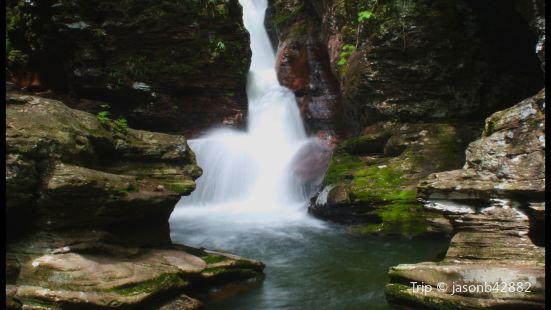 Boulder Falls -- CLOSED