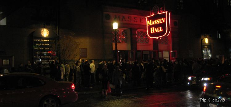 Massey Hall2