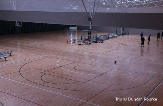 ASB Sports Centre2