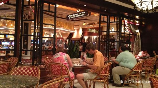 The Cafe at The Wynn Resorts