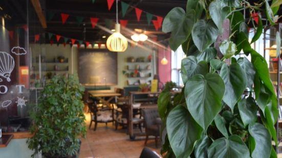 時光簡影咖啡館(光華西街店)
