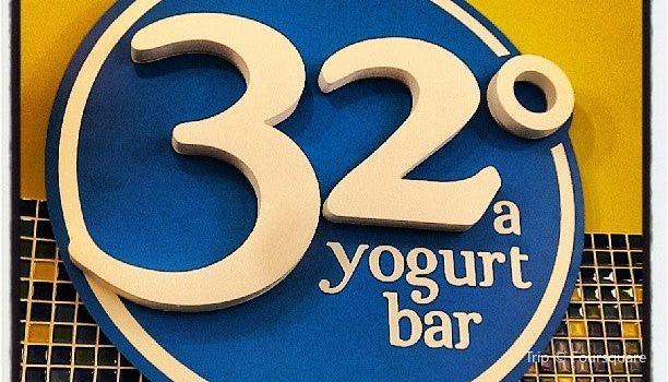 32 Degrees A Yogurt Bar2